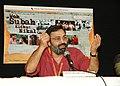 Shri Tripurari Sharan,(Director) of the film Woh Subah Kidhar Nikal Gayi addressing a press conference during the 37th International Film Festival (IFFI-2006) in Panaji, Goa on November 25, 2006.jpg