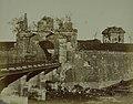 Siège de Strasbourg, 1870, Porte de Saverne (extérieur).jpg