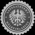 Siegelmarke Landrathsamt Mülheim-Ruhr W0390857.jpg