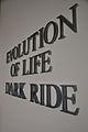 Signage - Evolution of Life - Dark Ride - Science Exploration Hall - Science City - Kolkata 2016-02-23 0528.JPG