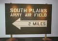 Silent Wings Museum SPAAF sign 2009.jpg