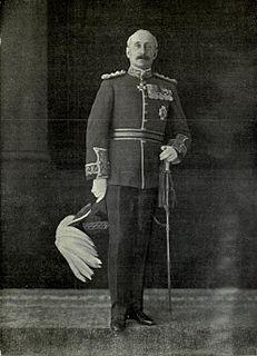 British Indian Army general