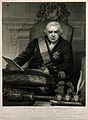 Sir Joseph Banks. Line engraving by N. Schiavonetti, 1812, a Wellcome V0006445.jpg