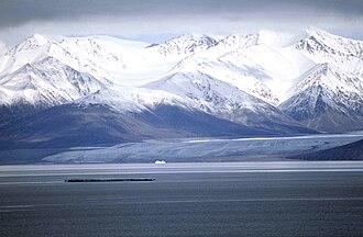 Qikiqtaaluk Region - Sirmilik National Park