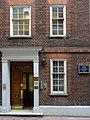 Site of the Medical Society of London - 3 Bolt Court London EC4A 3DE.jpg