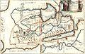 Situs Chorographia et Flumina Paradisi, Cluverius & Senex 1711.jpg