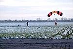 Skoki sylwestrowe sekcji spadochronowej Aeroklubu Gliwickiego, Gliwice 2017.12.30 (29).jpg