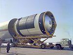 Skylab Orbital Workshop at Redstone Airfield (MSFC-6862302).jpg
