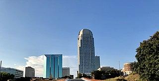 Winston-Salem, North Carolina City in North Carolina, United States