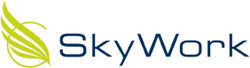 Logo der SkyWork Airlines