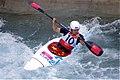 Slalom canoeing 2012 Olympics W K1 CHN Li Jingjing.jpg