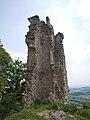 Slanec, hrad, věž.jpg