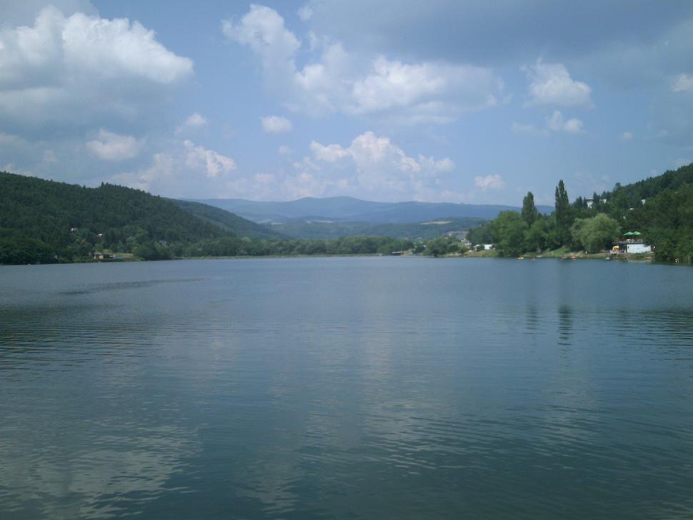 Slovakia Kosice Bukovec-lake