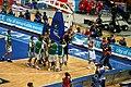 Slovenia - Croatia at Eurobasket 2009 3.jpg