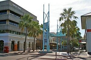 Smith Street, Darwin - Smith Street Mall