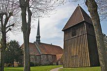 Kirche Tellingstedt