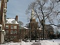 Snow at Brooklyn College (January 2005).jpg