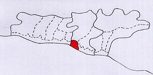 Центральный район на карте