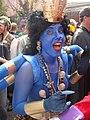 Society of Saint Anne New Orleans Mardi Gras 2009 by Karen Apricot 04.jpg