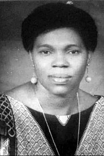 Sofia Kawawa Tanzanian womens and labor union activist