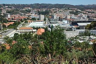 Santo António dos Olivais Civil parish in Centro, Portugal