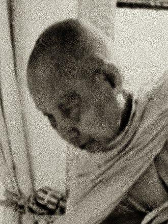 Wat Bowonniwet Vihara - Image: Somdet Krom Luang Wachirayannawong in 5 May 1950