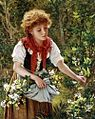 Sophie Gengembre Anderson - Picking Honeysuckle.jpg
