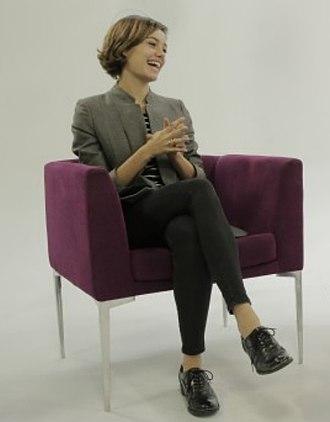 Sophie Charlotte (actress) - Sophie at TV Brasil