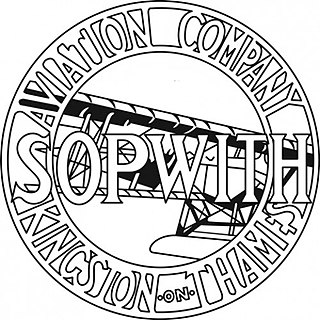 Sopwith Aviation Company defunct British aircraft company that designed and manufactured aeroplanes