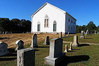 South Harwich Methodist Church United States historic place