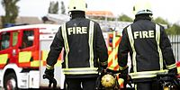 South Yorkshire Fire and Rescue Firefighter stock image.jpg