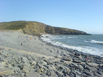 Vale of Glamorgan - Southerndown beach