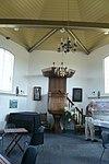 spaarnwoudekerk stompe toren preekstoel