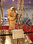 Space suits in Memorial Museum of Cosmonautics, Moscow, Russia, 2016 39.jpg