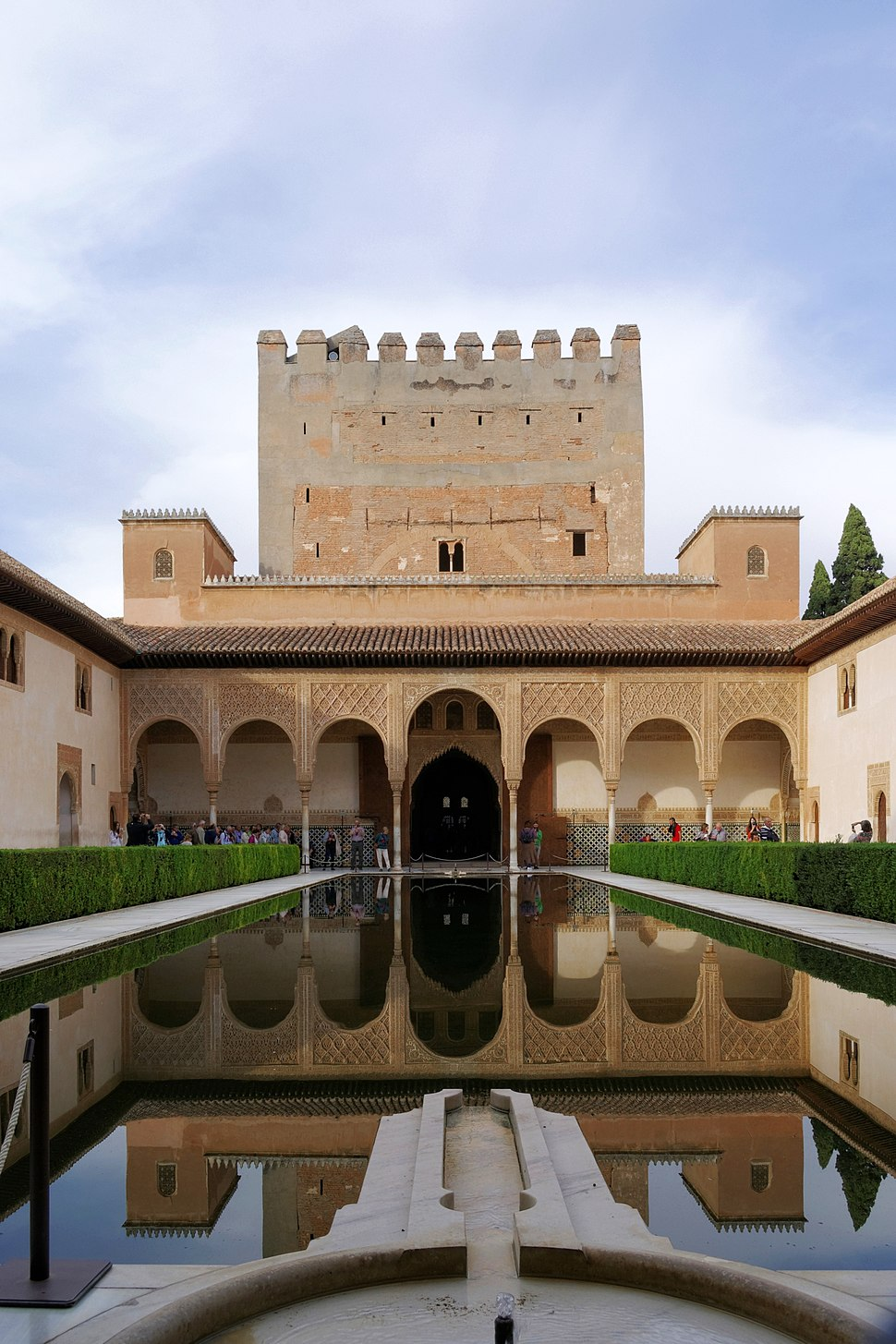 Spain Andalusia Granada BW 2015-10-25 17-22-07