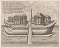Speculum Romanae Magnificentiae- Temples on the Isle of Tiber MET DP870384.jpg