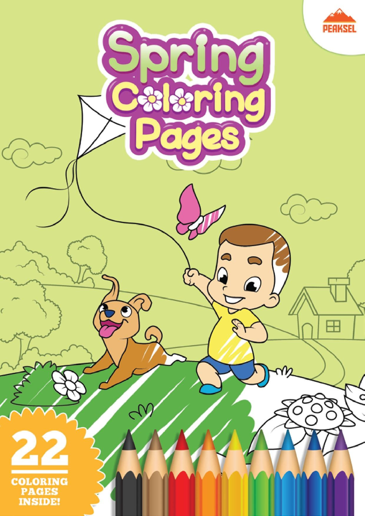 FileSpring Coloring Pages