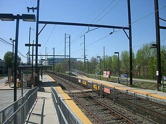 Spring Mill, Pennsylvania - Image: Spring Mill Station
