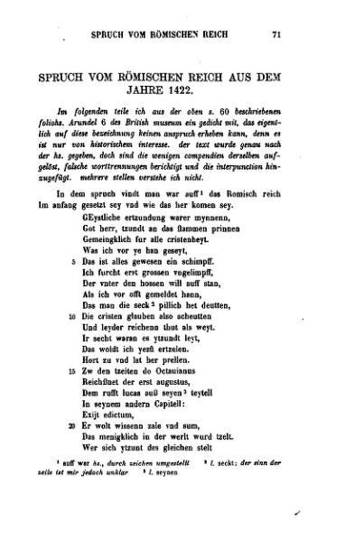 File:Spruch vom Roemischen Reich aus dem Jahre 1422.djvu