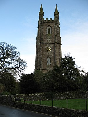Widecombe-in-the-Moor - St Pancras Church, Widecombe-in-the-Moor