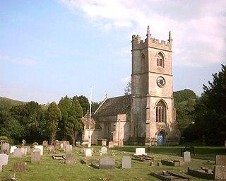 Heddington Human settlement in England