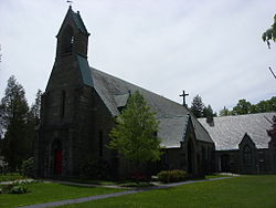 St. Andrew's Episcopal Church New Berlin NY May 09.jpg