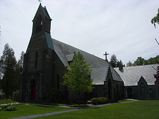St. Andrew's Episcopal Church, New Berlin