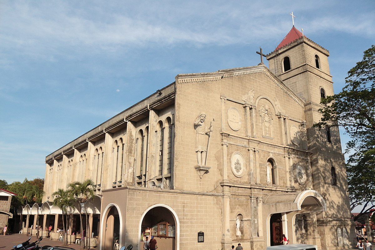 St John The Baptist Church Taytay Rizal