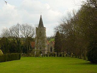 Manuden village in the United Kingdom