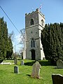 St. Nicholas' tower, Little Horwood - geograph.org.uk - 791280.jpg