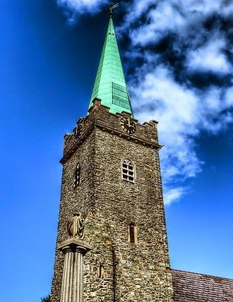 Dundalk - Image: St. Nicholas Church, Dundalk