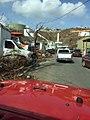St. Thomas power system down after Hurricane Irma (36429206563).jpg