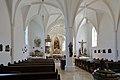 St. Willibald - Pfarrkirche, Innenansicht.JPG