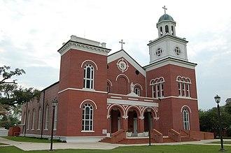 Assumption Parish, Louisiana - Image: St Anne Nap WM